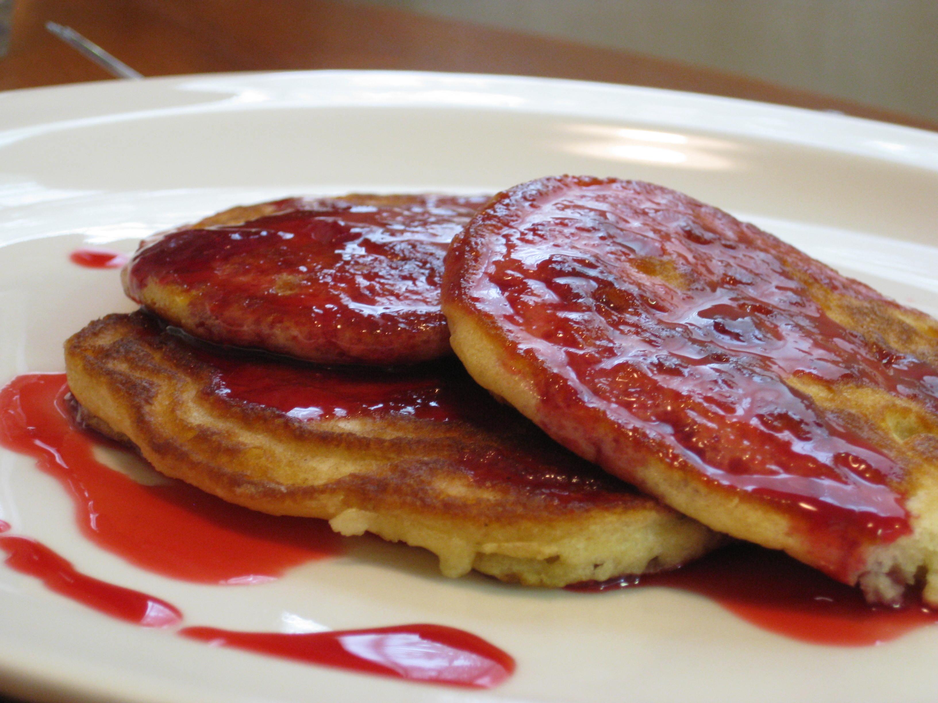 Raspberry Sauce | My Baker's Dozen