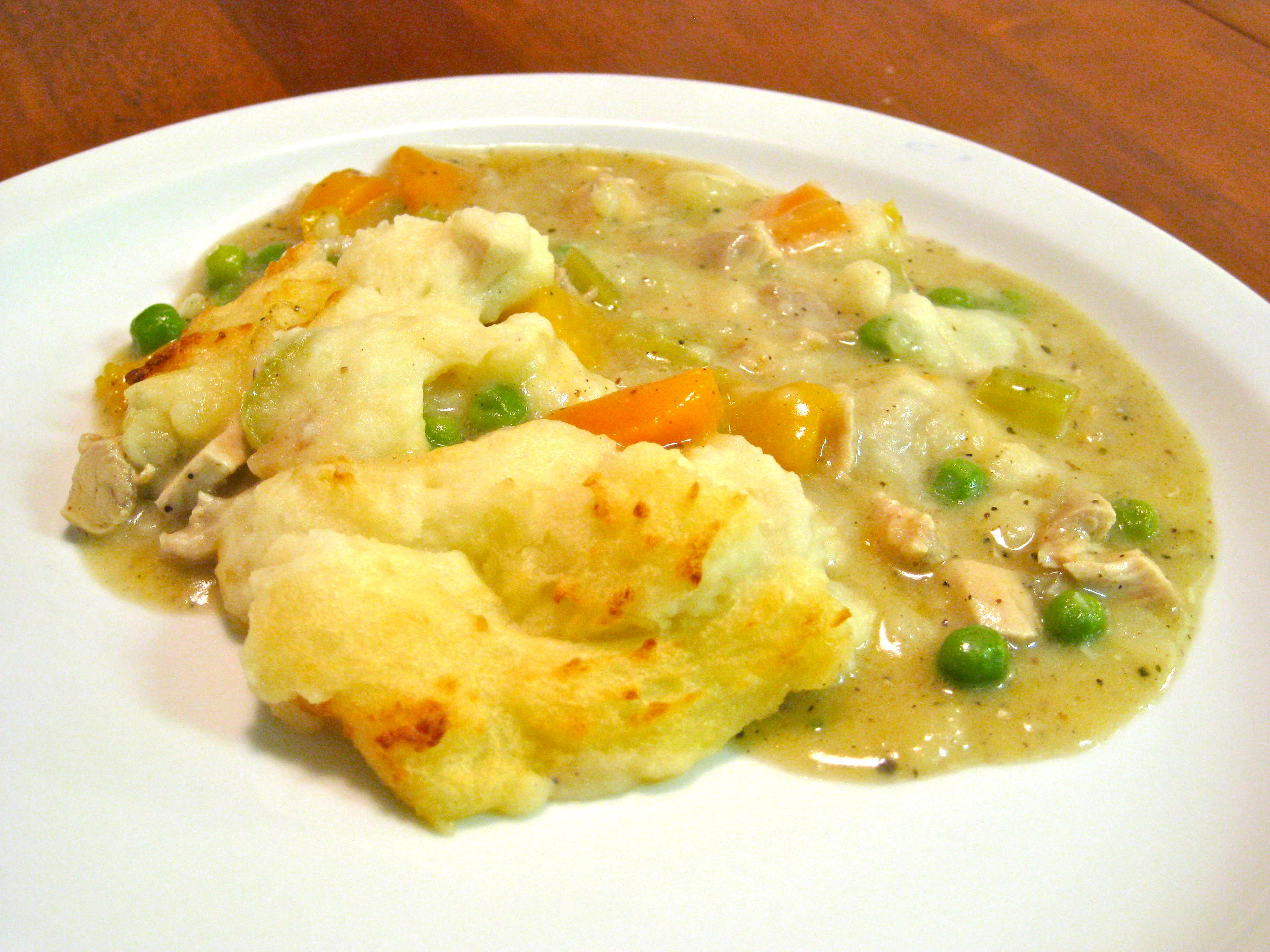 Cozy Chicken & Vegetable Casserole | My Baker's Dozen