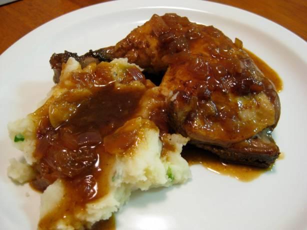 Peach – Whiskey BBQ Chicken | My Baker's Dozen